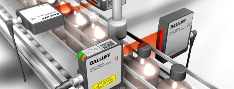 czujnik optoelektroniczny Balluff